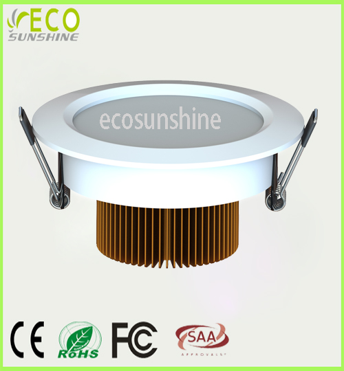 10W 4inch IC-F Premium Economy LED Downlight
